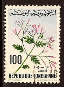 Tunisia  #  509  used