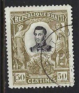 Haiti 88 VFU I162-4