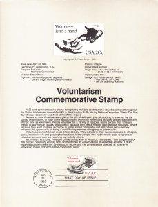 1983, Sc #2039, Voluntarism Comm. Panel (S18747)