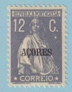 AZORES 209  MINT HINGED OG * NO FAULTS EXTRA FINE !