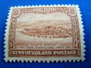 NEWFOUNDLAND  1931  -  SCOTT # 178  -   MLH   (Hn7)