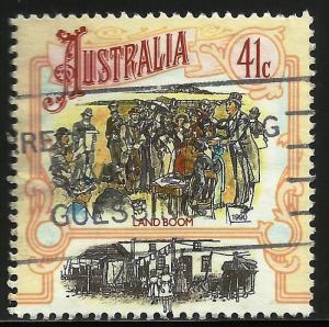Australia 1990 Scott# 1184a Used