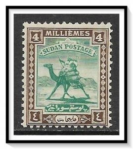 Sudan #32 Camel Post NG