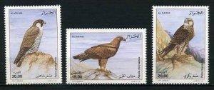 2010 Algeria 1618-1620 Birds