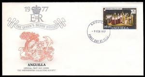Anguilla 273 Westminster Collectors Society FDC