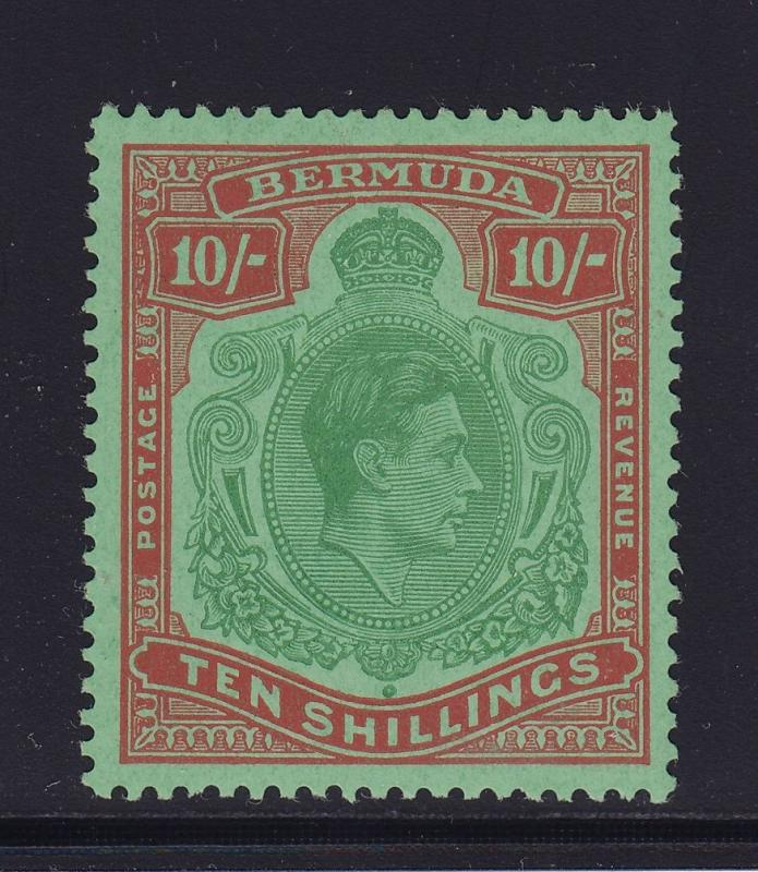 Bermuda SG # 119f VF mint OG previously hinged with nice color ! see pic !