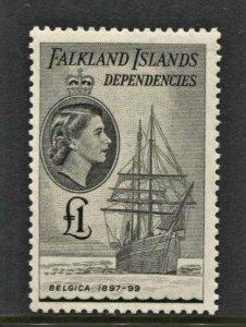 STAMP STATION PERTH -Falkland Is.Dep.#1L33 Definitive MNH OG VF-CV$85.00