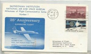 US Smithsonian Milestones of Flight Series Cover #1