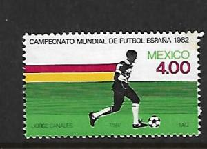 MEXICO, 1279, MNH, 1982 WORLD CUP