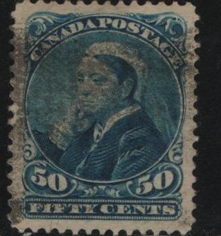 Canada, 47, USED, 1888-97, Otttawa printing