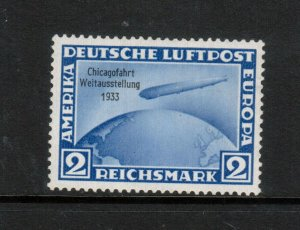 Germany #C44 Very Fine Mint Lightly Hinged