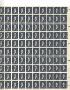 US 1292 - 40¢ Thomas Paine Unused