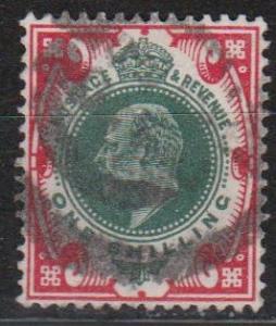 Great Britain #138a F-VF Used CV $70.00 (B3321)