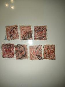 10 Pfennig - German Empire 1889