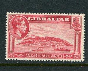Gibraltar #109 Mint