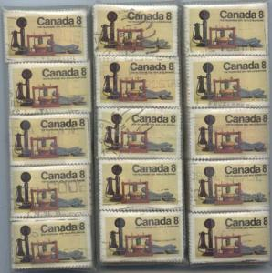 Canada - 1974 Telephone Centenary X 1500 used #641