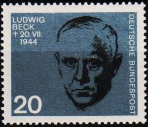 Germany. 1964 20pf S.G.1343b Unmounted Mint