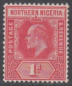 Northern Nigeria 29 MH CV $5.75