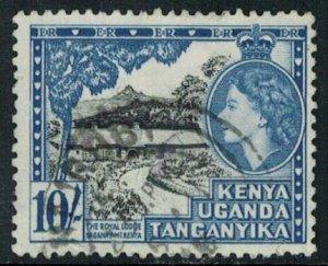 Kenya Uganda & Tanganyika Scott 116 Used.