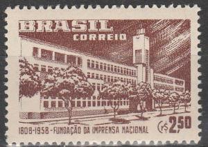 Brazil #867 MNH (S2856L)