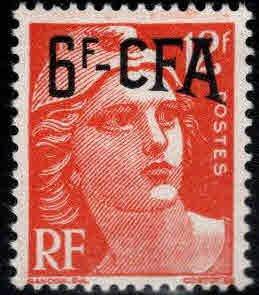 Reunion CFA Scott 293 MNH** stamp