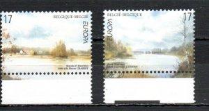 Belgium 1734-1735 MNH