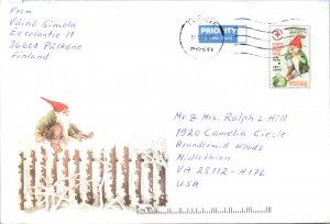 Finland, Postal Stationary