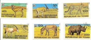 Chad 367-372 CTO