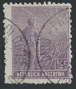 Argentina #179 1/2c Agriculture