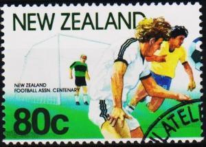 New Zealand. 1991 80c  S.G.1587 Fine Used