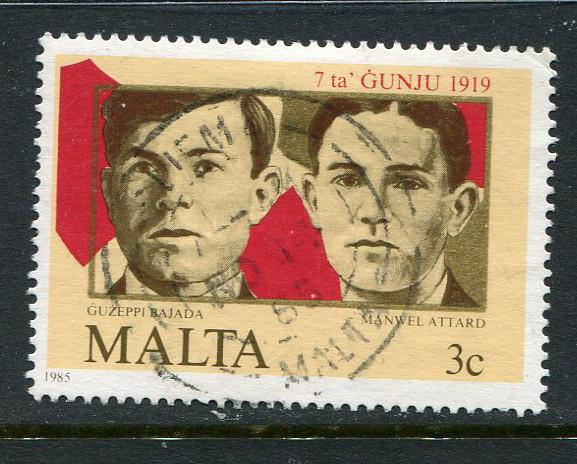 Malta #662 Used - Penny Auction