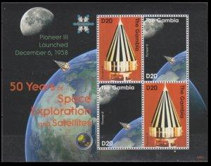 2008 Gambia 5963-64KL Satellite Pioneer III