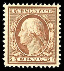 U.S. WASH-FRANK. ISSUES 377  Mint (ID # 78528)