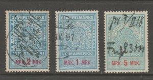 Finland revenue fiscal stamp 5-06- --