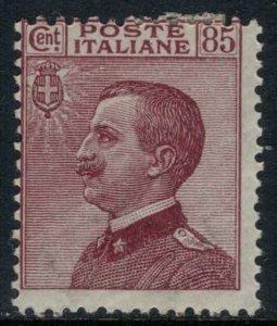 Italy #110*  CV $22.00