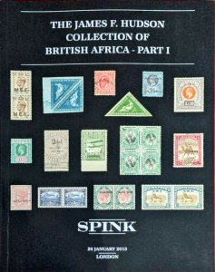 Auction Catalog BRITISH AFRICA South SWA Sierra Leone Rhodesia Nigeria CGH Gold