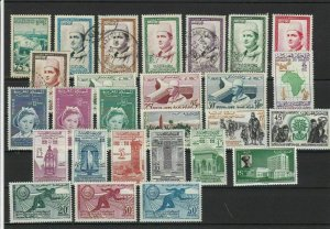 Morocco Mint + Used Stamps Ref 24851