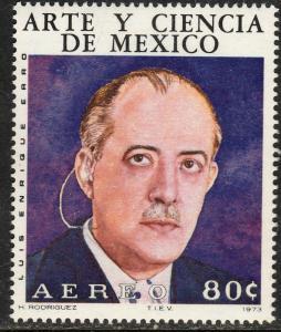 MEXICO C421, Art & Science (Series 3) MINT, NH. F-VF