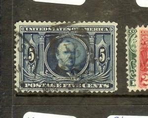 UNITED STATES (P1104B) LOUISIANA PURCHASE 5C SC326  VFU