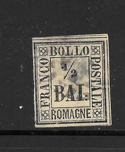 Romagna #1 Used. No per item S/H fees.