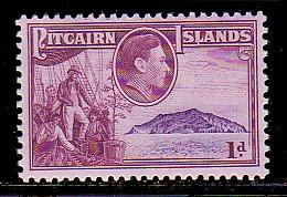 Pitcairn Islands 2 MNH
