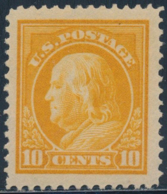 #416 VF-XF OG NH JUMBO WITH PSE GRADED 85J CERT BT6692