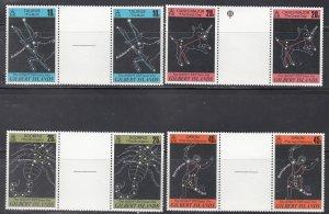 Gilbert Islands, Sc 308-311, MNH, 1978, Zodiac