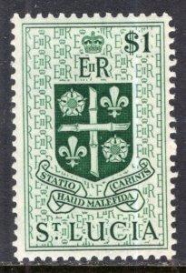 St Lucia 168 MNH VF