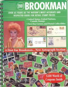 2001 Brookman US Catalog,
