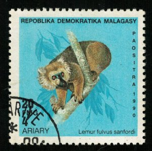 Lemur, 20 FMG, 4 ARIARY (T-6618)