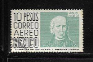 MEXICO, C267, USED, MIGUEL HIDALGO