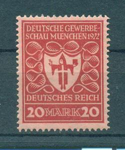 Germany sc# 217 mh cat value $3.75