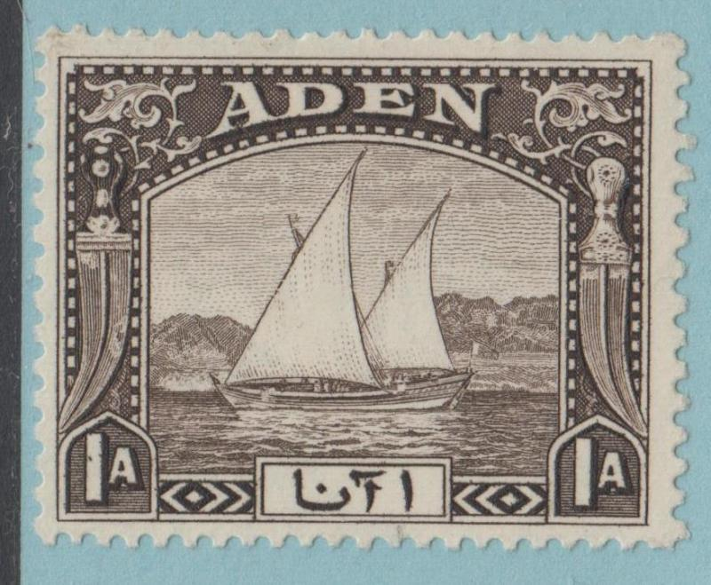 ADEN 3 MINT HINGED OG * NO FAULTS EXTRA FINE !