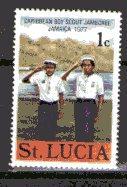 St. Lucia 420 MNH